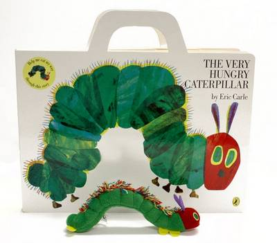 The Very Hungry Caterpillar Giant Board Book & Toy, by Eric Carle