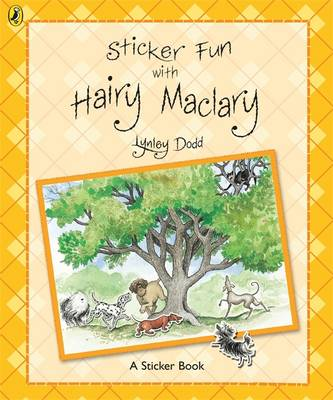 Sticker Fun with Hairy Maclary by Lynley Dodd