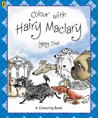 Colour with Hairy Maclary by Lynley Dodd