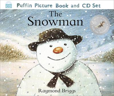 The Snowman The Book of the Film by Raymond Briggs