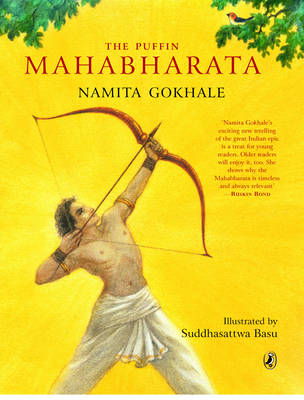 The Puffin Mahabharata by Namita Gokhale