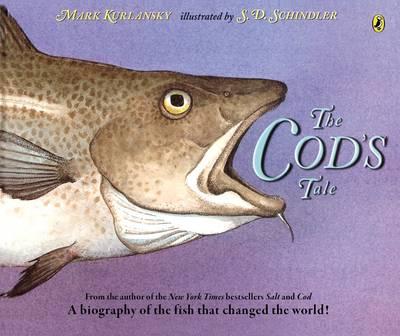 The Cod's Tale by Mark Kurlansky