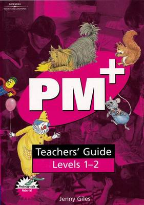 PM Plus Magenta Teachers' Guide Levels 1-2 by