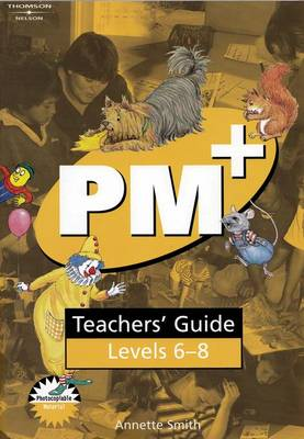 PM Plus Yellow Teachers' Guide Levels 6-8 by