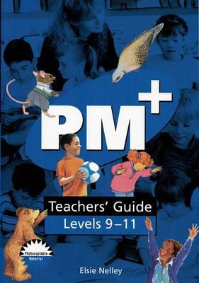 PM Plus Blueteachers' Guide Levels 9-11 by