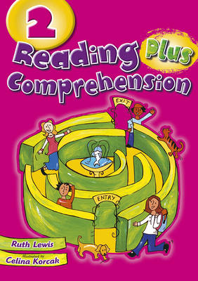 Reading Plus Comprehension Book 2 by Ruth Lewis, Therese Burgess