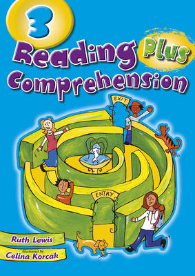 Reading Plus Comprehension Book 3 by Lewis