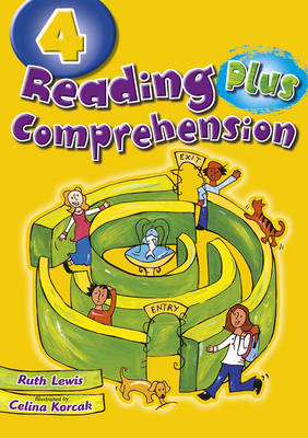 Reading Plus Comprehension 4 by Therese Burgess