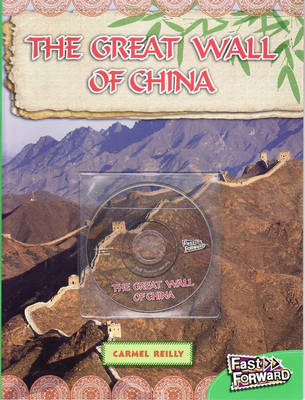 Great Wall of China by Carmel Reilly
