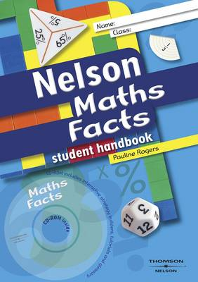 Nelson Maths Student Handbook by Pauline Rogers