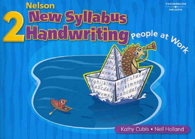 Nelson Handwriting for New South Wales by Neil Holland, Kathy Cubis
