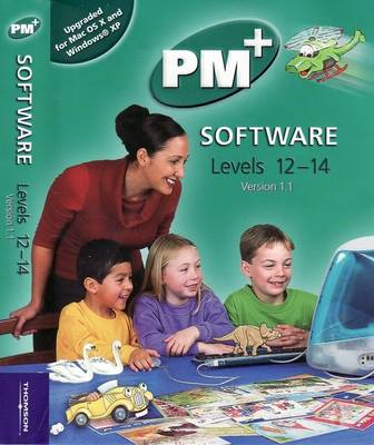 PM Plus Revised Software Levels 12-14 Green by Annette Smith