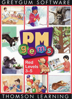 PM Gems Software Red by