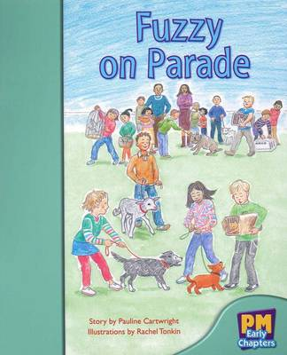 Fuzzy on Parade by Pauline Cartwright