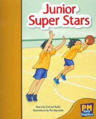 Junior Super Stars by Carmel Reilly