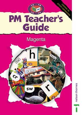 PM Magenta Starters Activity Sheets and Teacher Support Levels 1, 2 & 2/3 CD-ROM by Elsie Nelley