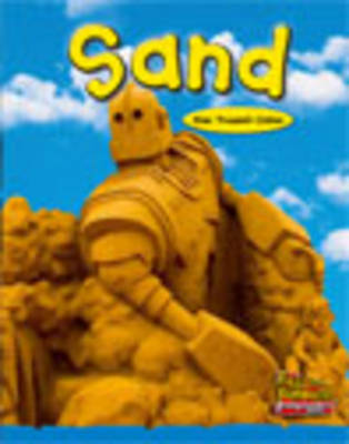 Sand by Alan Trussell-Cullen