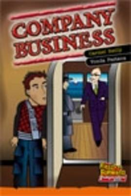 Company Business by Carmel Riley