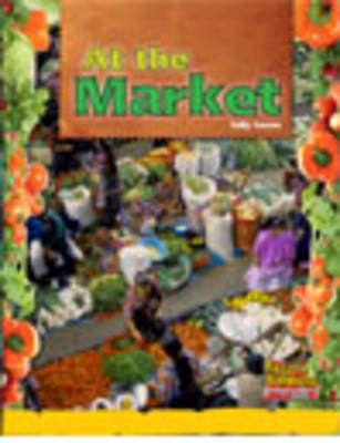At the Market by Sally Cowan