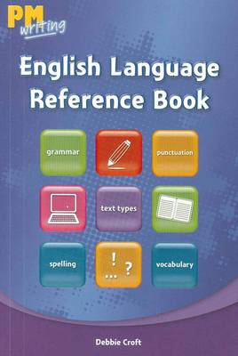 PM Writing English Language Reference Book by Debbie Croft