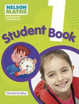 Nelson Maths Australian Curriculum - Student Book Year 1 by