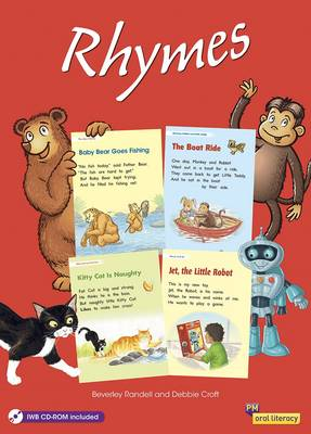 PM Rhymes Big Book by Beverley Randell, Debbie Croft, Annette Smith