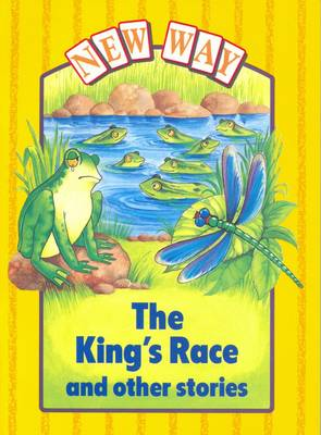 New Way Yellow Level Platform Book - The King's Race and Other Stories by Penny Hegarty, Joan Wyatt