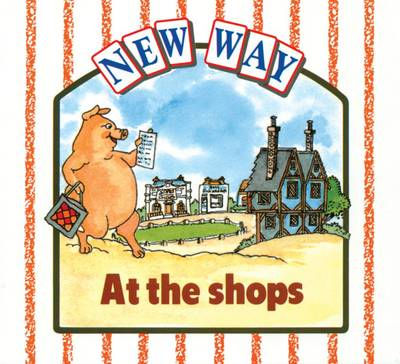 New Way White Level 2 - At the Shops by