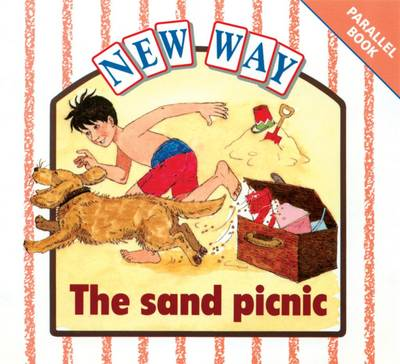 New Way White Parallel Book - The Sand Picnic by