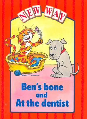 New Way Red Level Platform Book - Ben's Bone and At the Dentist by Kate Caton, Penny Hegarty