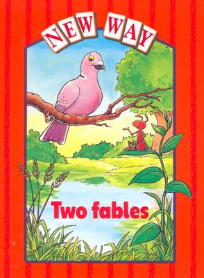 New Way Red Level Platform Book - Two Fables by Kate Caton
