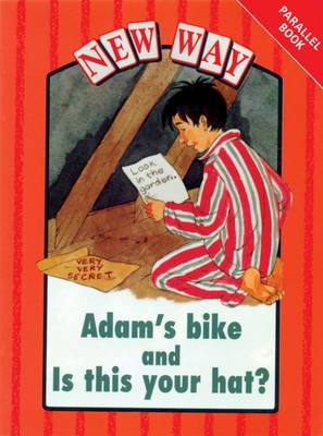 New Way Red Level Parallel Book - Adam's Bike and Is This Your Hat? by Hannie Truijens
