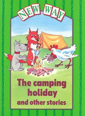 New Way Green Level Platform Books - The Camping Holiday by Diana Perkins