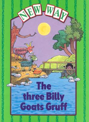 New Way Green Level Platform Books - The Three Billy Goats Gruff by Diana Perkins
