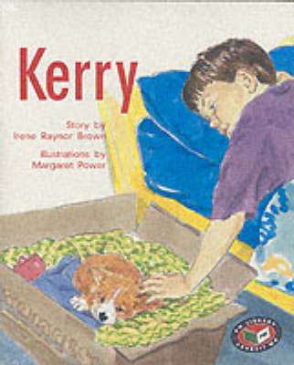 PM Silver Set A Fiction - Kerry (x6) by Irene Raynor Brown