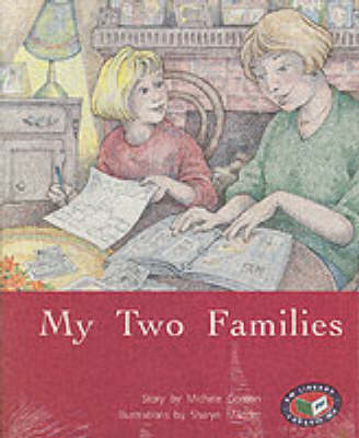 My Two Families PM Silver Set A (x6) by Michele Gordon