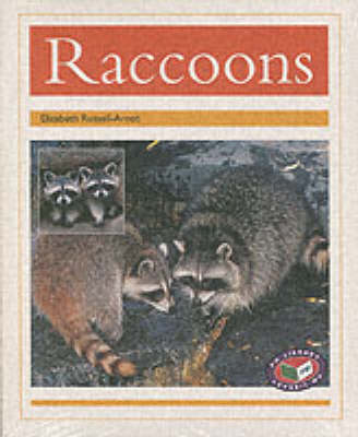 PM Gold Animal Facts Nocturnal Animals Racoons (x6) by Elizabeth Russell-Arnot