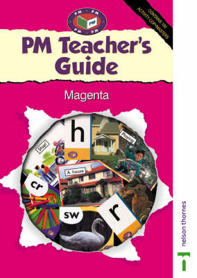 PM Magenta Teacher's Guide by Jenny Bird, Angela Molyneux, Sarah Sinclair