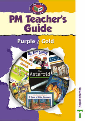 PM Purple/Gold Teacher's Guide by Raewyn Hickey