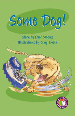 PM Ruby Set A Fiction - Some Dog! (x6) by Errol Broome