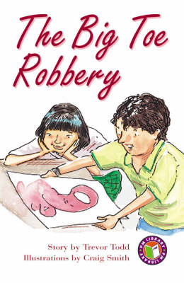 PM Ruby Set B Fiction - The Big Toe Robbery (x6) by Trevor Todd