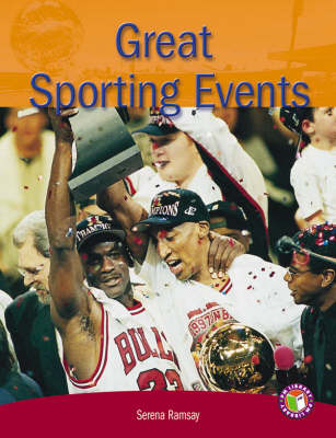 PM Ruby Non-fiction Great Sporting Events (x6) by Serena Ramsey