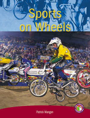PM Ruby Non-fiction Sports on Wheels (x6) by Patrick Mangan