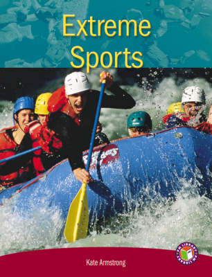 PM Ruby Non-fiction Extreme Sports (x6) by Kate Armstrong