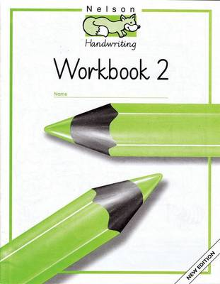 Nelson Handwriting - Workbook 2 (X8) by Louis Fidge, Peter Smith
