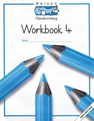 Nelson Handwriting - Workbook 4 (X8) by Louis Fidge, Peter Smith
