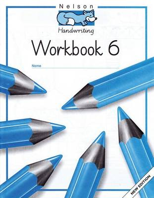 Nelson Handwriting - Workbook 6 (X8) by Louis Fidge, Peter Smith