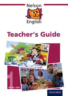 Nelson English - Book 1 Teacher's Guide by John Jackman, Wendy Wren