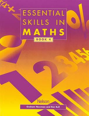 Essential Skills in Maths - Students' Book 4 by Graham Newman, Ron Bull
