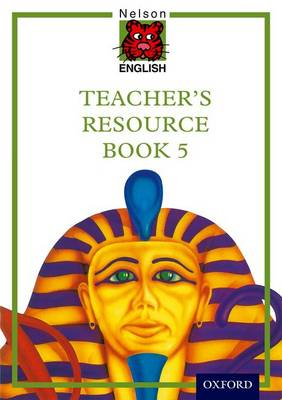 Nelson English International Teacher's Resource Book 5 by John Jackman, Wendy Wren